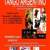 TANGO ARGENTINO nuovi corsi a treviso