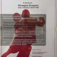 Giuseppe Scarparo: Professionista segnalato da Ulss 9