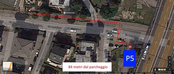 parcheggio scambiatore dettaglio
