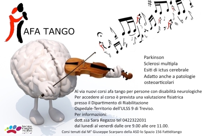 human brain with arms and legs who plays the violin, 3d illustration